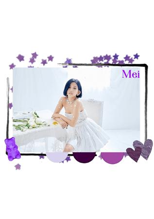 Mei 'I TRUST' Angel concept