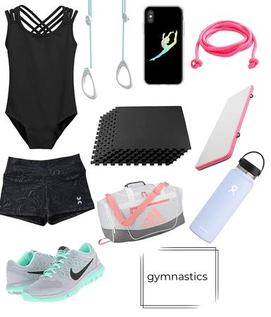 gymnastics outfit