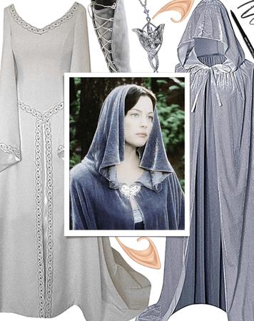 FALL 2020: Arwen Halloween Costume
