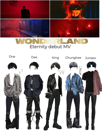 Wonderland MV