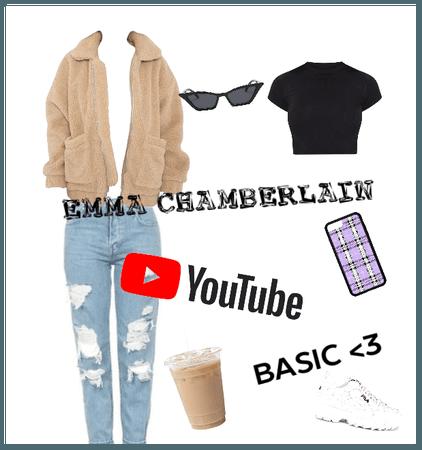 emma chamberlian