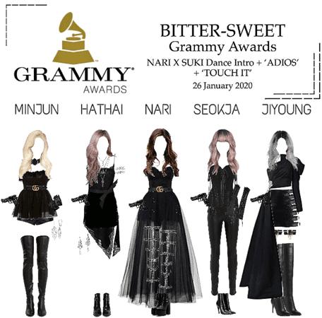 BITTER-SWEET [비터스윗] Grammy Awards 200126