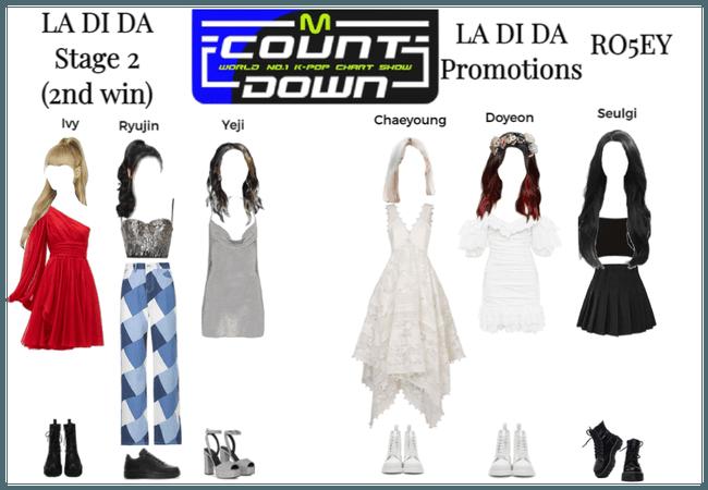 LA DI DA Stage 2 (2nd win) - LA DI DA Promotions