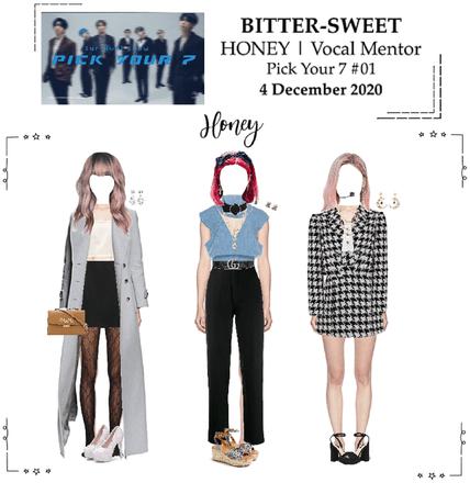 BITTER-SWEET [비터스윗] (HONEY) Pick You 7 201204