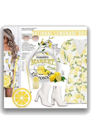 lemonade 💛