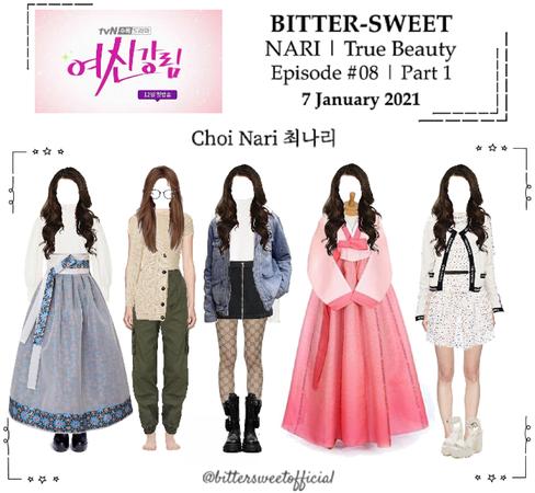 BITTER-SWEET [비터스윗] (NARI) True Beauty 210107