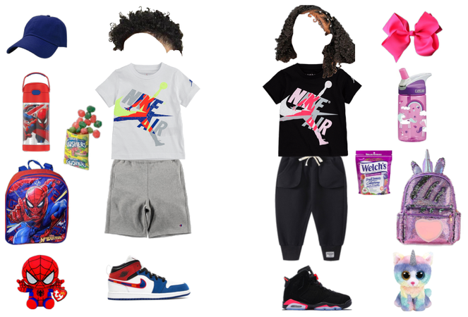 Back to school kids outfit!