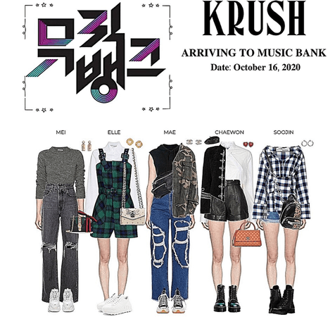 KRUSH Arriving Music Bank