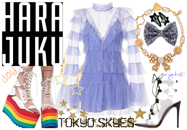 Harajuku Style - from day to night