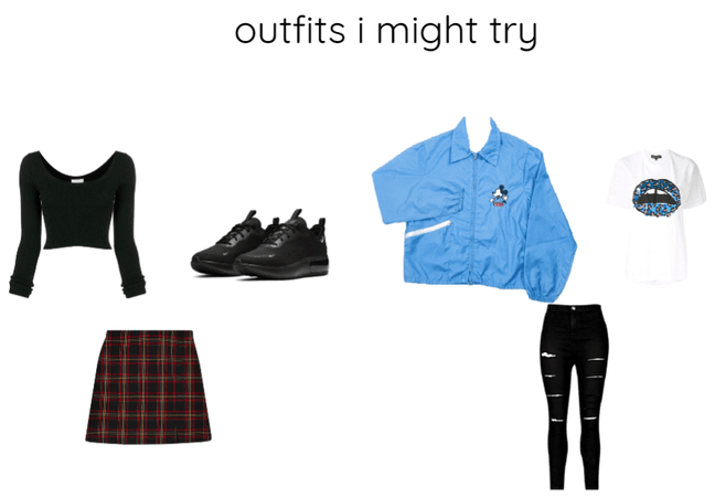 potential outfits