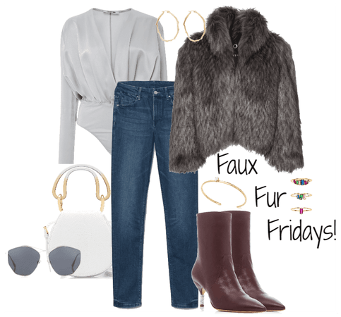 Faux Fur Fridays