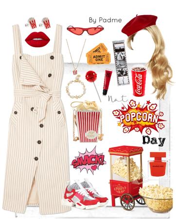 Nat.Popcorn Day 🍿