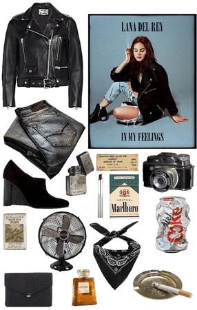 leather Lana