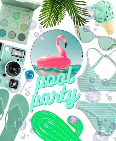Pool Party: Mint Refresher