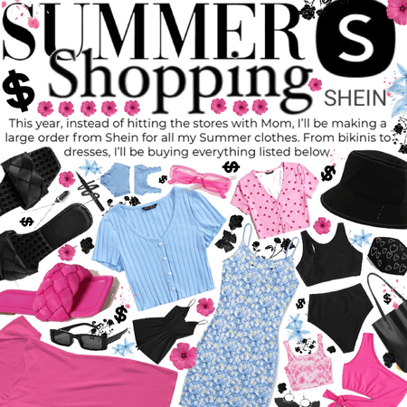 Shein Summer Shopping.