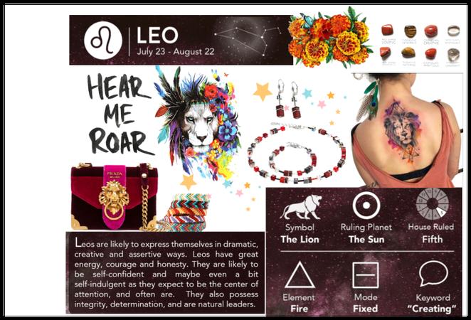 Hear Me Roar - Leo