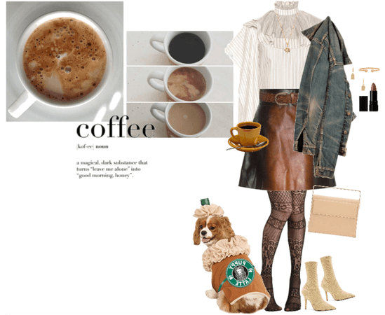 Coffee Outfit