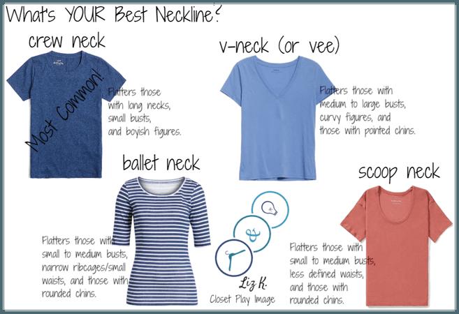What's YOUR Best Neckline