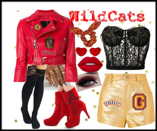 Wildcats - Gryffindor