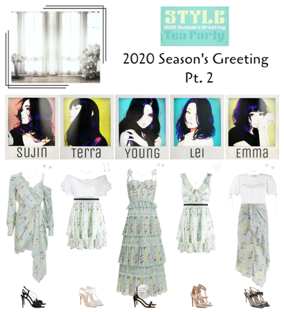 STYLE 2020 Season's Greeting Pt. 2