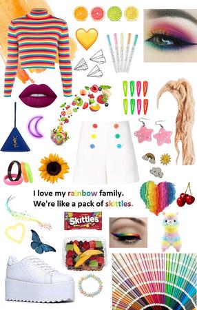 Rainbow Gal