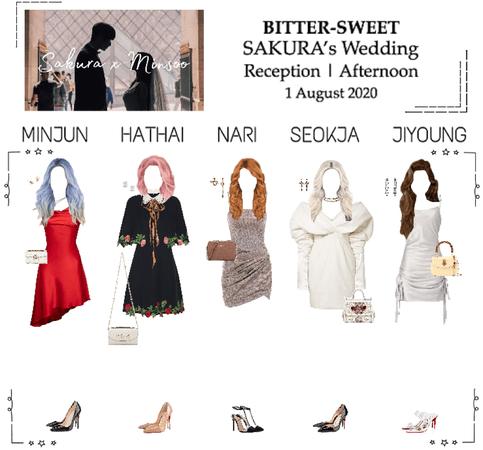 BITTER-SWEET [비터스윗] Sakura's Wedding 200801