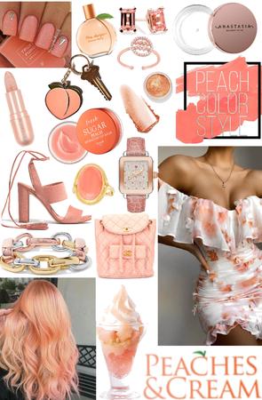 peachy 🍑 keen