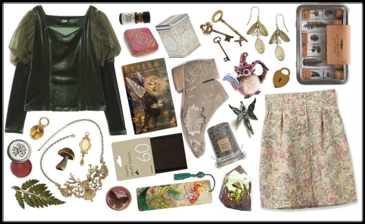 faery glamour
