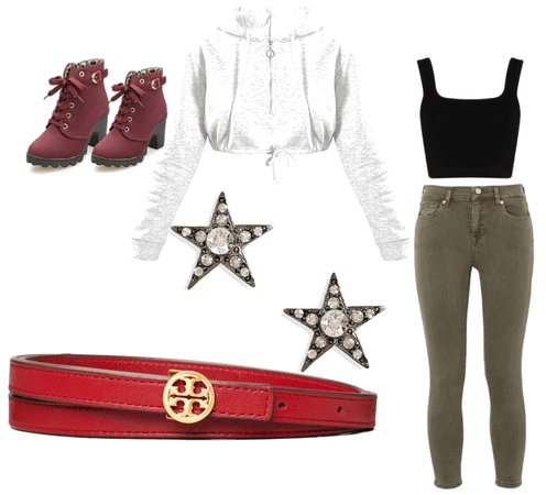 Thea Mikaelson's outfit