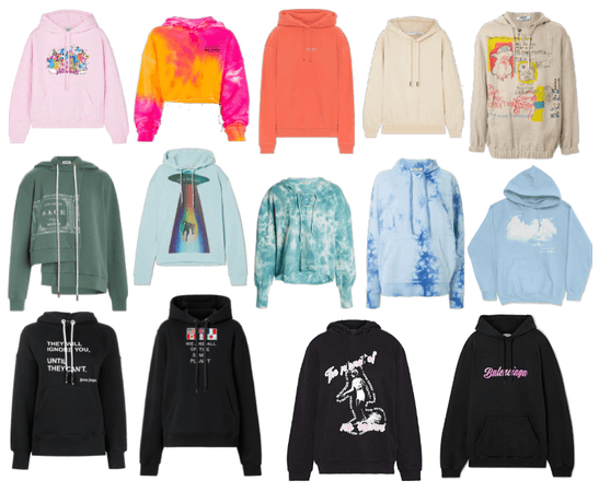 Cool Finds - Hoodies