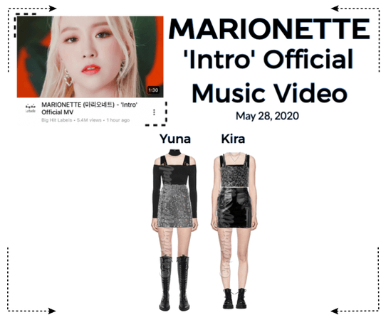 MARIONETTE (마리오네트) 'Intro' Music Video