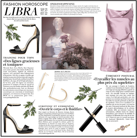 The Zodiac Sign - Libra