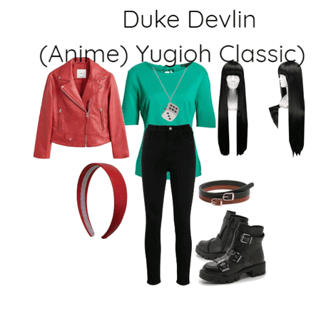 Duke Devlin (Yugioh Classic)