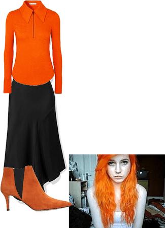 Tawny (Orange Girl)