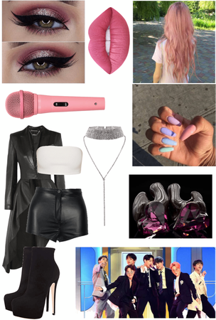 BTS BBMA's 2019 Performance Outfit