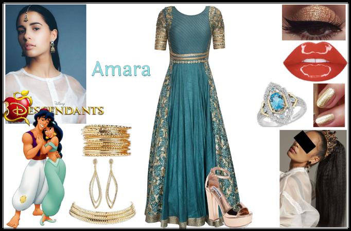 Amara - Coronation