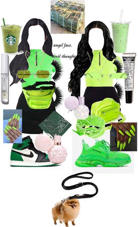 green bestie