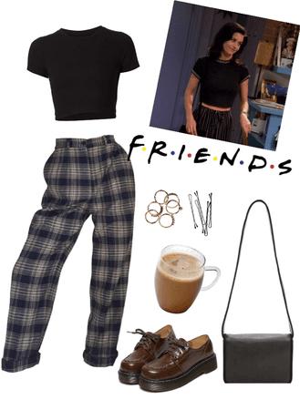 Monica Geller outfit #3