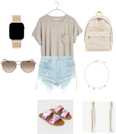 Shopping day Casual