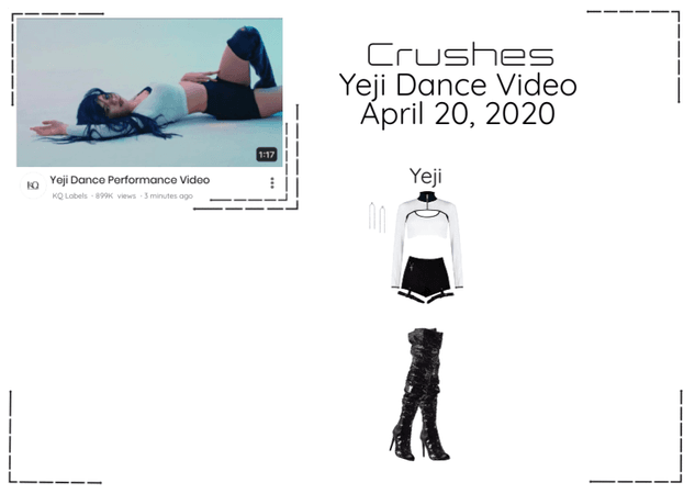 Crushes (호감) Yeji Dance Video