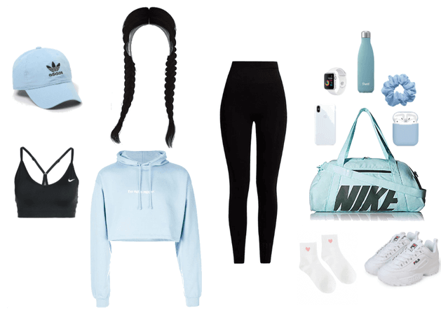 Gym+blue+mint