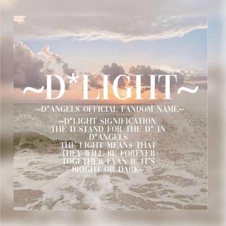D*Angels Official Fandom Name Announcement