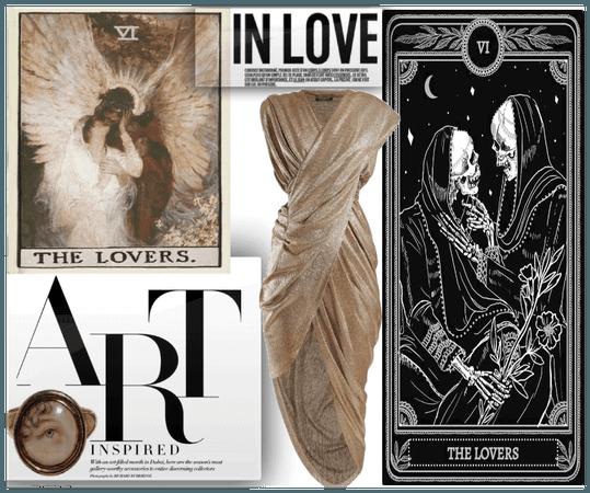 THE LOVERS ~ ART INSPIRED ~