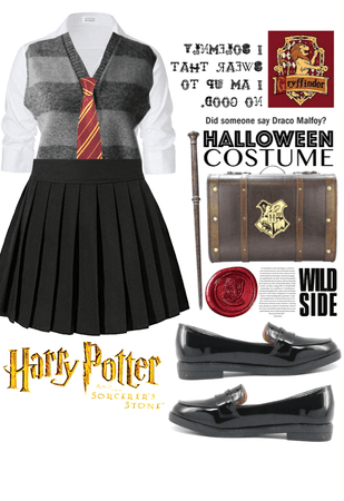 Hermione Inspire Costume