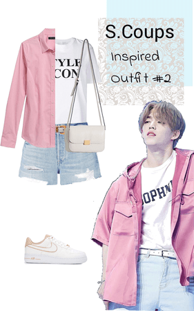 S.Coups Inspired Outfit #2