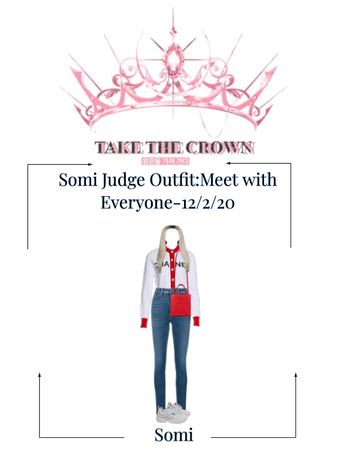 Somi Judge Outfit-12/2/20
