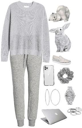 Gray gray gray is my name