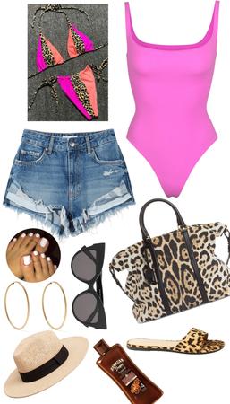 summer style leopard