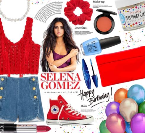 Selena Gomez| Hapy Bday