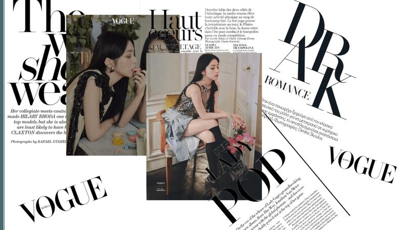 Nayoon Vogue Korea